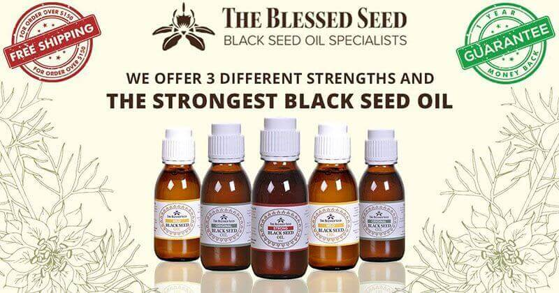 best black cumin seed oil