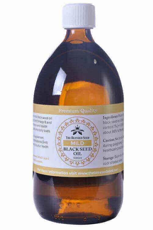 Mild Black, seed oil