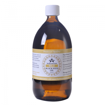 mild black seed oil 1 litre