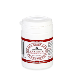 Black Seed Oil Strong Capsules