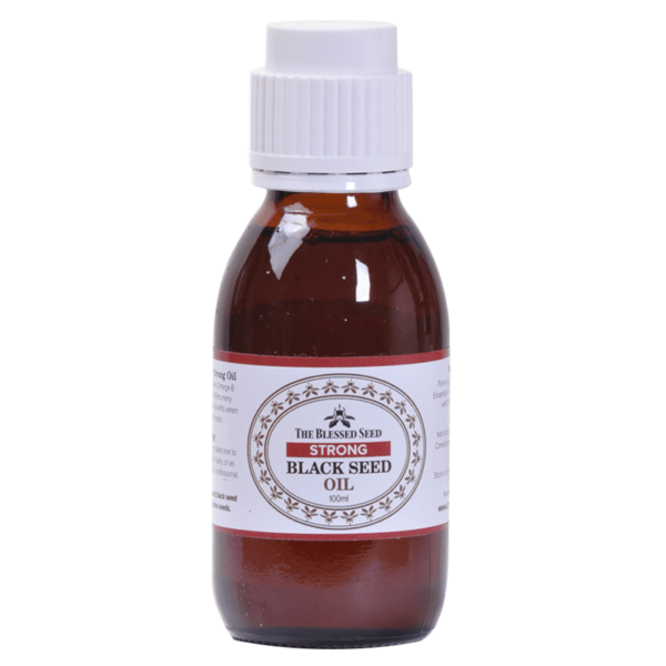 Strong Black Seed Oil - 100ml