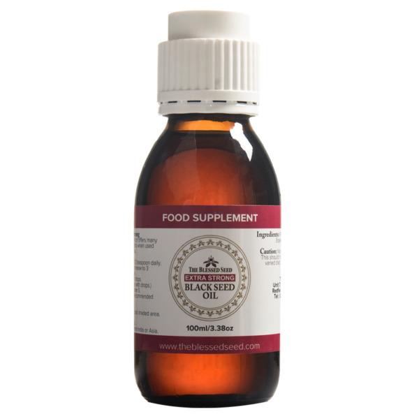strongest black seed oil