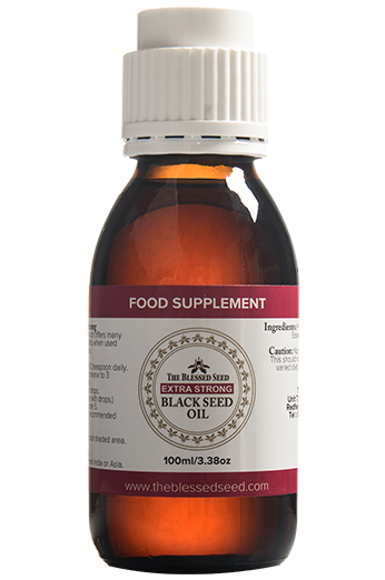 extra strong black seed oil